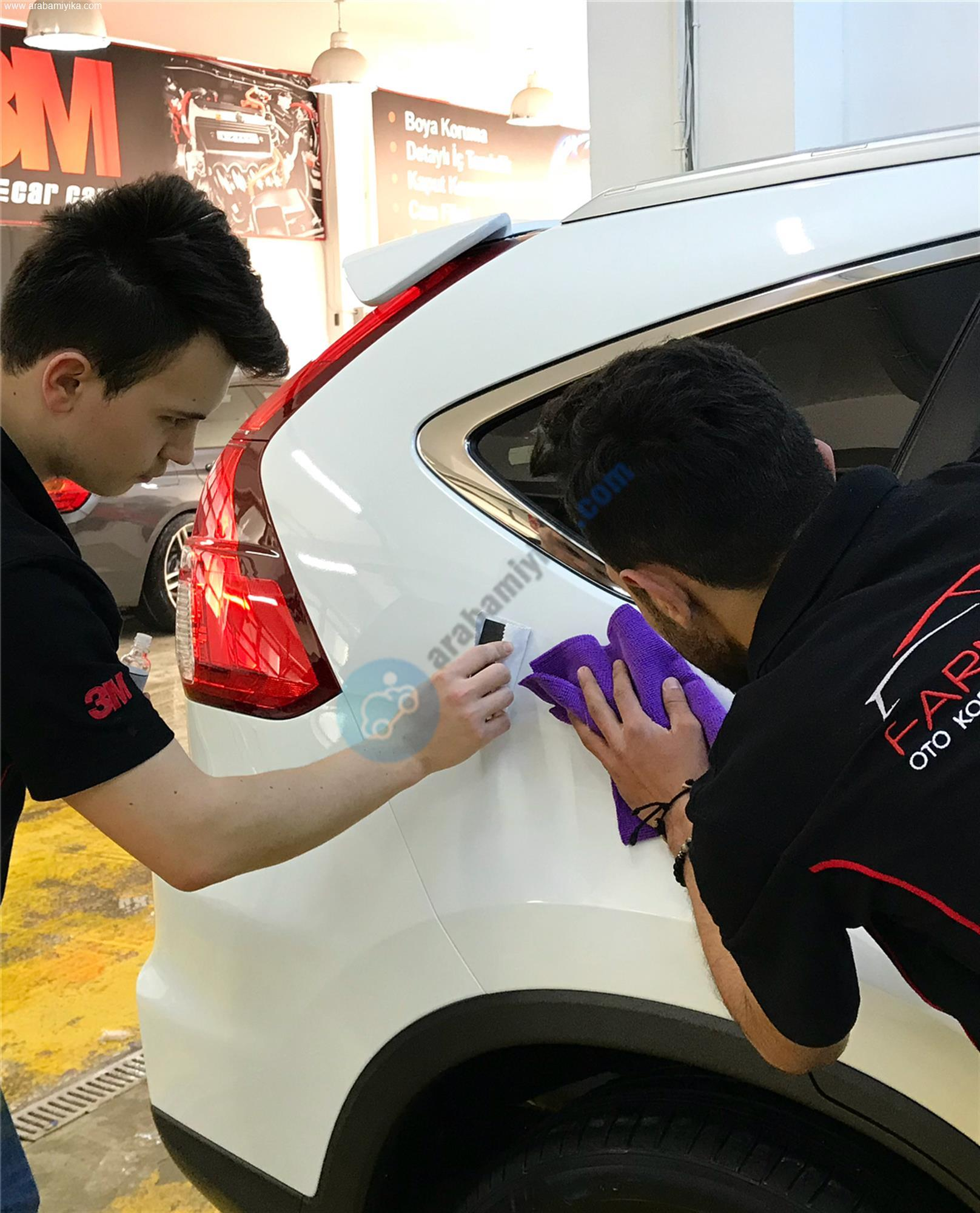 3M SMOOTH CAR CARE